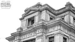 Justice Palace (Silvana MoOL) Tags: blanco peru justice arquitectura downtown lima negro centro palace bnw justicia palacio