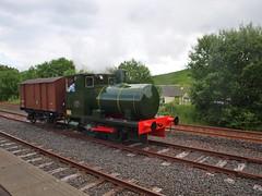 Dunaskin - 05-07-2015 (agcthoms) Tags: scotland waterside ayrshire dunaskin scottishindustrialrailwaycentre