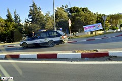 BMW 525i E34 Touring Tunisia 2015 (seifracing) Tags: old traffic tunisia tunis transport police security bmw touring spotting services tunisie brigade unit tunisian tunesien e34 525i livery 2015 seifracing chortta