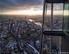 Waterloo Sunset from The Shard | London (zzapback) Tags: city uk sunset panorama london eye thames skyscraper river nikon cityscape view unitedkingdom capital piano londoneye waterloo bttower shard bt londen d810 theshard zzapback shardview