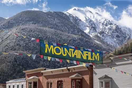 Mountainfim Banner - Telluride Main Street