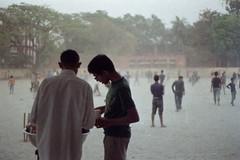Memories Reawakened (Sheikh Shahriar Ahmed) Tags: school film field playground analog memories memory fujifilm dhaka bangladesh hexanon50mmf17 khilgaon fujicolorc200 dhakadivision pacificimage konicaautoreflext3n khilgaongovtschool sheikhshahriarahmed primefilm3650pro3
