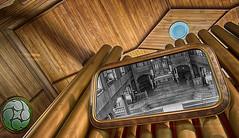 Église Saint-Venant-De-Paquette (MichelGuérin) Tags: © canada reflection church mirror reflet québec miroir église livre qc 2015 d7100 summeractivity lr5 easthereford tokina1116 saintvenantdepaquette nikond7100 michelguérin nikcollection googlenikcollection lightoom5 tousdroitsréservésallrightsreserved activitédété
