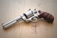 S&W 627-0 (helmsp) Tags: original photography model n smith beast sw 1989 revolver 357 627 wesson 6270 wheelgun nframe