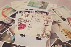 Bir Şeylerin Anısı... (Beyza G.) Tags: vintage postcard retro memory hatıra kartpostal anı