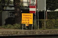 kraancrash Julianabrug-7291 (leoval283) Tags: bridge crash cranes pontoons ponton alphenaandenrijn alphen julianabrug hijskranen brugdek