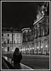 Un Soir Au Louvre_3246 (Vincent Gandois) Tags: ville pyramidedulouvre paris monument