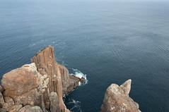 Cape Raoul (from above) (m_neumann) Tags: australien caperaoultrack tasmanien australia discovertasmania tasmania cape caperaoul sea meer cliff klippen raoul tasmannationalpark