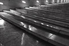 Bilbo, Bizkaia, Euskal Herria (Basque Country). 2017.01.09 (AnderTXargazkiak) Tags: bilbo bizkaia euskalherria basquecountry reflejos islak night baskenland noche city ciudad hiria bilbao ander andertxrekordseh andertxargazkiak txrekordseh iluntzean street zuriaetabeltza blancoynegro blackandwhite monocromático lights guggenheim