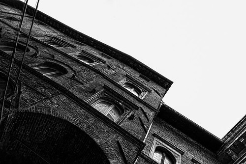 The historic center of Perugia