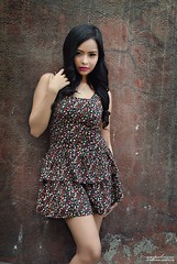 Mary Balbacal (matthew.palencia) Tags: pinay portrait asian women philippines people