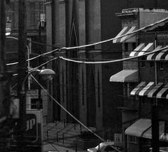 Philadelphia February 1985 (scatman otis) Tags: philadelphia philadelphiapennsylvania philly southphiladelphia bw blackandwhite blackandwhitefilm cities streetscenes film kodakfilm
