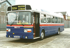 1841 (PL) TVP 841S (WMT2944) Tags: 1841 tvp 841s leyland national mk1 wmpte west midlands travel