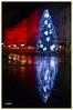 L'arbre de Noel (Vasnic) Tags: noel arbre reflet couleur pentaxlife pentax port k7 sainttropez christmas tree fete