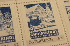 Steyr - Austria (Been Around) Tags: img2737 steyr christkindl aut oö austria upperaustria österreich onlyyourbestshots oberösterreich ö autriche a austrian europe eu europa expressyourselfaward europeanunion steyrchristkindl weihnachten christmas worldtrekker travellers thisphotorocks twop briefmarke briefmarken stamp stamps nostalgic nostalgicstamp sammlung sammeln briefmarkensammlung