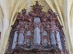 05.10.2016 - Arcos de la Frontera, église San Pedro (93) (maryvalem) Tags: espagne spain arcos arcosdelafrontera eglise sanpedro alem lemétayer alainlemétayer orgues