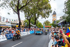 The Race Commences (Serendigity) Tags: tdu tourdownunder 2017 norwood australia race sa southaustralia adelaide stage4 cycling event
