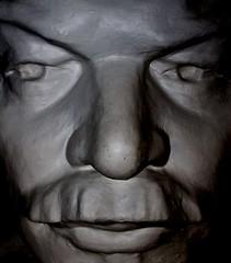 Lenin in Tallin #Estonia #Monochrome (Leshaines123) Tags: lenin tallin estonia monochrome statue canon eos exposure art face stare facebook vividandstriking dazzlingshot musuem soviet history baltic cold war