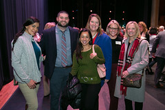 events_20170109_VOE_MaryRhinehart_JM-82 (Daniels at University of Denver) Tags: ceo chancellorrebeccachopp voe voicesofexperience candidphotos deanbrentchrite eventphotography eventsphotos indoors johnsmanville maryrhinehart newmancenterforperformingarts oncampus winter2017