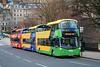 Edinburgh Bus Tours (busmanscotland) Tags: lothian 237 sj16zza sj16 zza edinburgh bus tours tour majestic city sightseeing volvo b5tl wright eclipse gemini