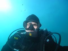 PITA KAI VOUTIA 066 (makis vincent) Tags: pitakaivoutia cold drysuit dive