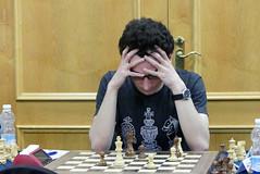 Fabiano Caruana (v N Short) (Johnchess) Tags: 29january2017 round6 tradewisegibraltarmasters