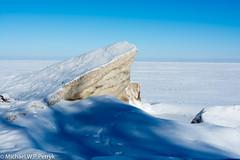 DSC_2305 (michael.petryk) Tags: lakewinnipeg winnipegbeach ice snow winter