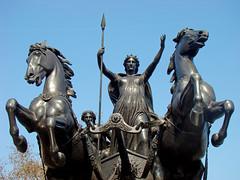 Queen Boudicca (Gijlmar) Tags: uk inglaterra england london europa europe londres angleterre londra ingiltere londen anglia inghilterra avrupa londyn лондон englanti anglaterra европа англия ευρώπη λονδίνο αγγλία