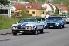 Ford Mustang First generation 1972 (hkkbs) Tags: car sweden outdoor bil vehicle sverige 1972 fordmustang westcoast firstgeneration västkusten kungälv raggare raggarbilar nikond800 tamronspaf150600mmf563divcusd kungälvscruising