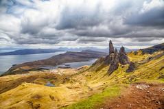 Old Man of Storr (lordamien) Tags: old uk man skye canon de landscape eos scotland ile 5d paysage mkii markii ecosse storr 2015 royaumeuni 5dmkii