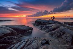   Passion of Life   (zakies) Tags: malaysia passion inspirational singleexposure leefilter sabahborneo tipsofborneo kudatsabah sabahsunset leeproglass zakiesphotography prayforsabah simpangmenggayau nikond750