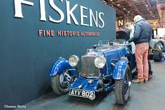 Aston Martin 1.5 L Short Chassis Le Mans 1933 (tautaudu02) Tags: auto paris cars automobile martin 15 mans le short moto l chassis coches aston voitures 2015 rtromobile