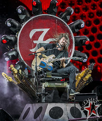 Foo Fighters - Festival D'ete DE Quebec - Quebec City - July 11th 2015