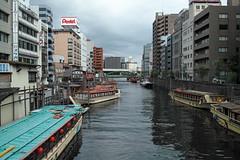 DP1M4417Lr (photo_tokyo) Tags: japan river tokyo 東京 kandagawa 2015 yakatabune 神田川 河口 屋形船