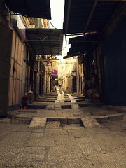 The old city of Jerusalem (pietschy.de) Tags: architecture stairs children alley stones jerusalem kinder steine architektur altstadt oldtown   gasse treppen  documentaryphotography     dokumentarfotografie   pietschyde stefaniepietschmann