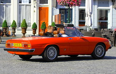 1981 Alfa Romeo 2000 Spider Veloce (Dirk A.) Tags: onk sidecode4 gn45zl