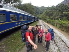 Photo de 14h - 7eme jour de Trek, Sur la route du Machu Picchu (Pérou) - 15.07.2014