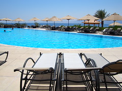 Resort above the redsea, Jordan!