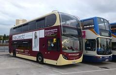 East Yorkshire 905 YX11DVM  ADL Enviro 400 Hybrid.  Hull.  23rd JUly 2015 (Ajax46.) Tags: hull alexanderdennisenviro400hybrid yx11dvm 23rdjuly2015 eastyorkshiremotorservices905