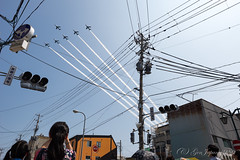 (GenJapan1986) Tags: sky japan airplane  miyagi 25mm  2015     zf2 distagont225 nikond610