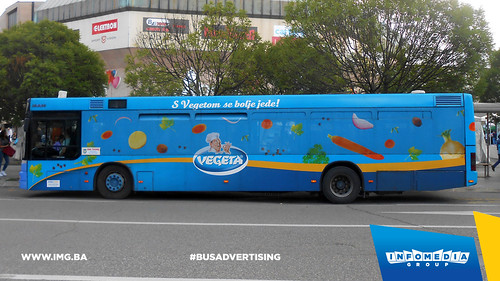 Info Media Group - Vegeta, BUS Outdoor Advertising, Banja Luka 04-2015 (1)