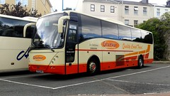 Grayway Coaches. SF06 WNB. (P@ul's Tr@nsport @lbums) Tags: bus volvo coach torquay jonckheere psv b12m grayway sf06wnb
