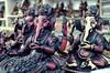 Lord Ganesha! (coolcollins_ind) Tags: india ganesha nikon dubai god outdoor uae lord 1855mm vinayaka globalvillage pillai pillayar ganapathi nikond5100 coolcollins