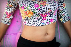 Favorite Abdomen #8 (Keltron - Thanks for 6 Million Views!) Tags: catchycolors briana bellybutton cutegirl beautifulgirl hotgirl abdomen outie croptop alaskangirls anchoragegirls myfavoriteabdomen