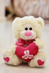 My little bear (melyescamilla1) Tags: bear oso osito lovely pink 50mm nikon beautiful cute toy kid heart gift love lovelycolor hermoso beauty 50mm18 nikonista girly osa rosa corazon iloveyou pastelcolors soft