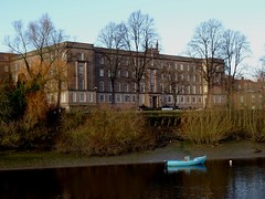View From The Banks Of The River Dee Chester Jan 2017 (mrd1xjr) Tags: view from the banks of river dee chester jan 2017
