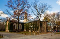 Nassua Hall at Princeton University (Jeff_B.) Tags: nj newjersey princeton university building architecture ivey iveyleague mercercounty mercer renaissance historic