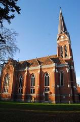 Kormend - 19 szazadi evangelikus templom01