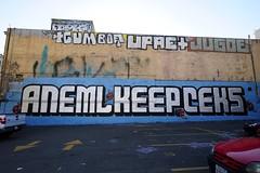 ANEML, KEEP, CEKS (STILSAYN) Tags: graffiti east bay area oakland california 2016 anemal aneml keep keap keeps ceks
