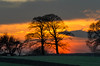 Afterglow! (andythomas390) Tags: nikon d7000 18200mm orange fire glow